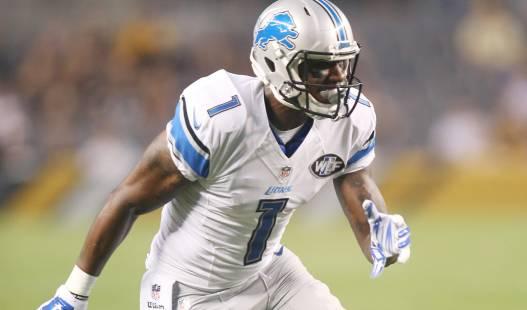 nfl Detroit Lions Quinshad Davis GAME Jerseys