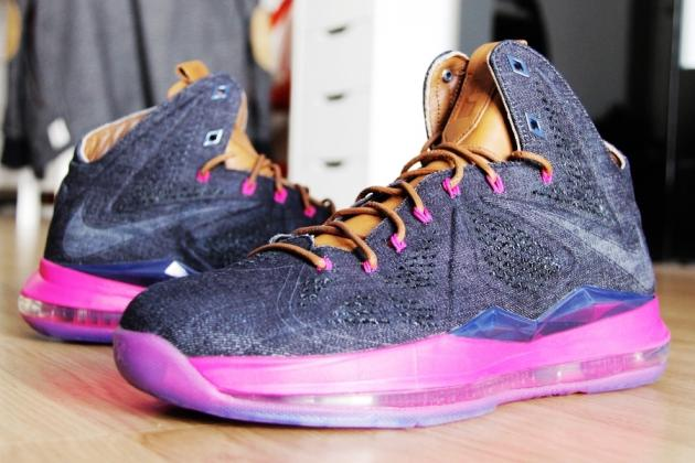 Nike LeBron X 'Denim': Love or Hate?