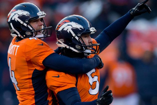 Hochman: Broncos Break out for Big Second-Half Behind Matt Prater