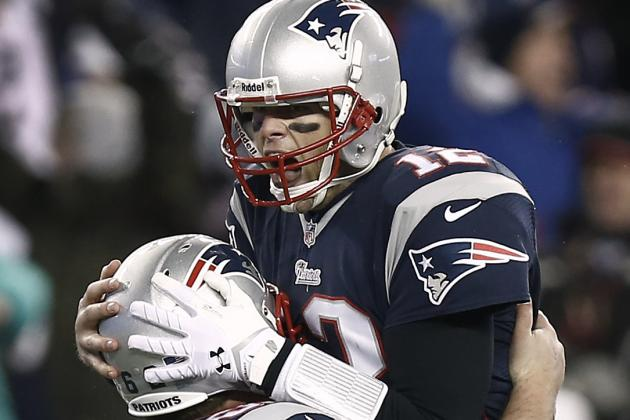Brady: Pats' 'Formula' Shifts If Gronk Is out