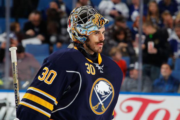 Buffalo Sabres: What Should They Do with Ryan Miller?