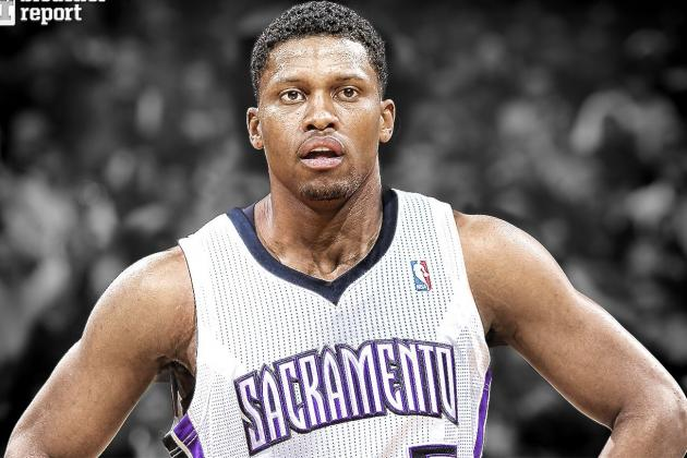 Does Rudy Gay Have a Future with DeMarcus Cousins and Sacramento Kings?