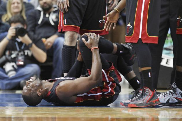 Miami Heat's Ecstasy, or Agony, Still Tied to Dwyane Wade's Knees