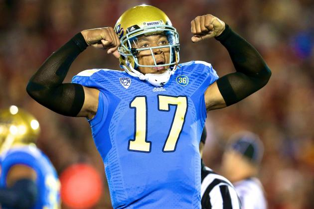 Why Brett Hundley Should Return to UCLA in 2014
