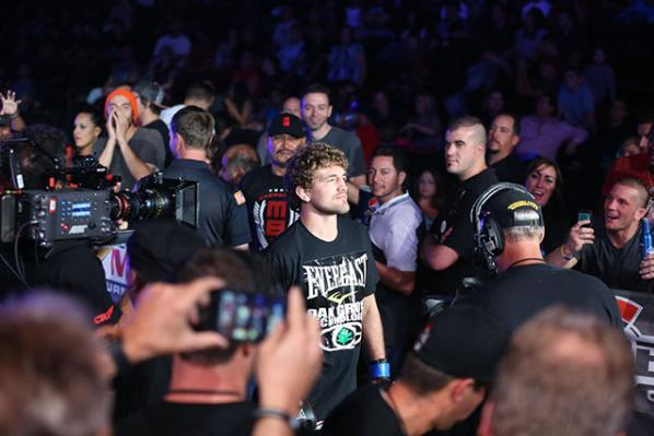 Ben Askren Confirms 2-Year Deal with ONE FC; Explains Not Going with WSOF