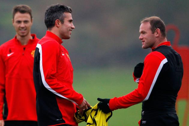 Robin Van Persie Wants Wayne Rooney Link-Up Amid Manchester United Transfer Talk
