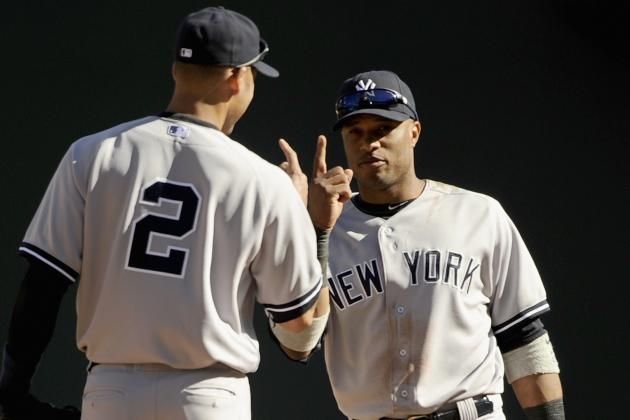 Jeter: Will Miss Cano, Not Surprised He Left