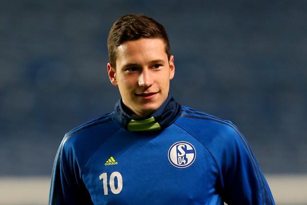 Julian Draxler Speaks of Schalke Frustration to Heighten Arsenal Transfer Talk
