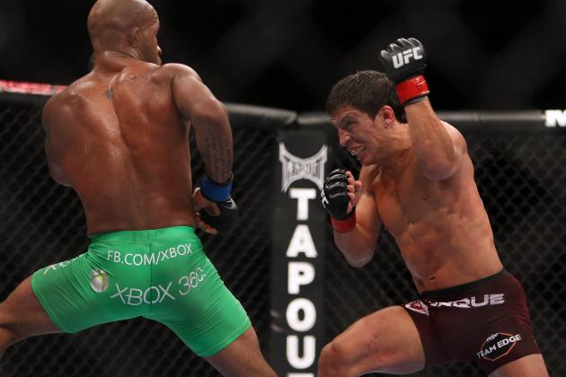 The Numbers Game: Analyzing Demetrious Johnson vs. Joseph Benavidez