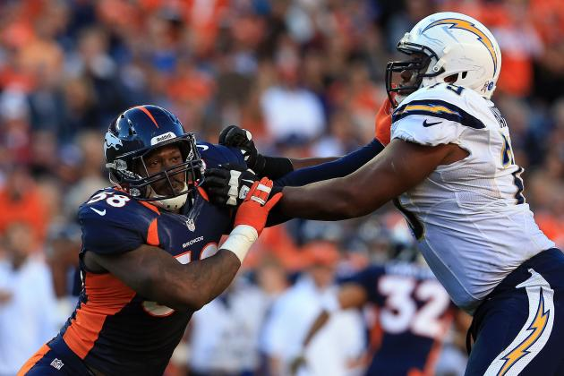 San Diego Chargers vs. Denver Broncos: Spread Analysis and Pick Prediction