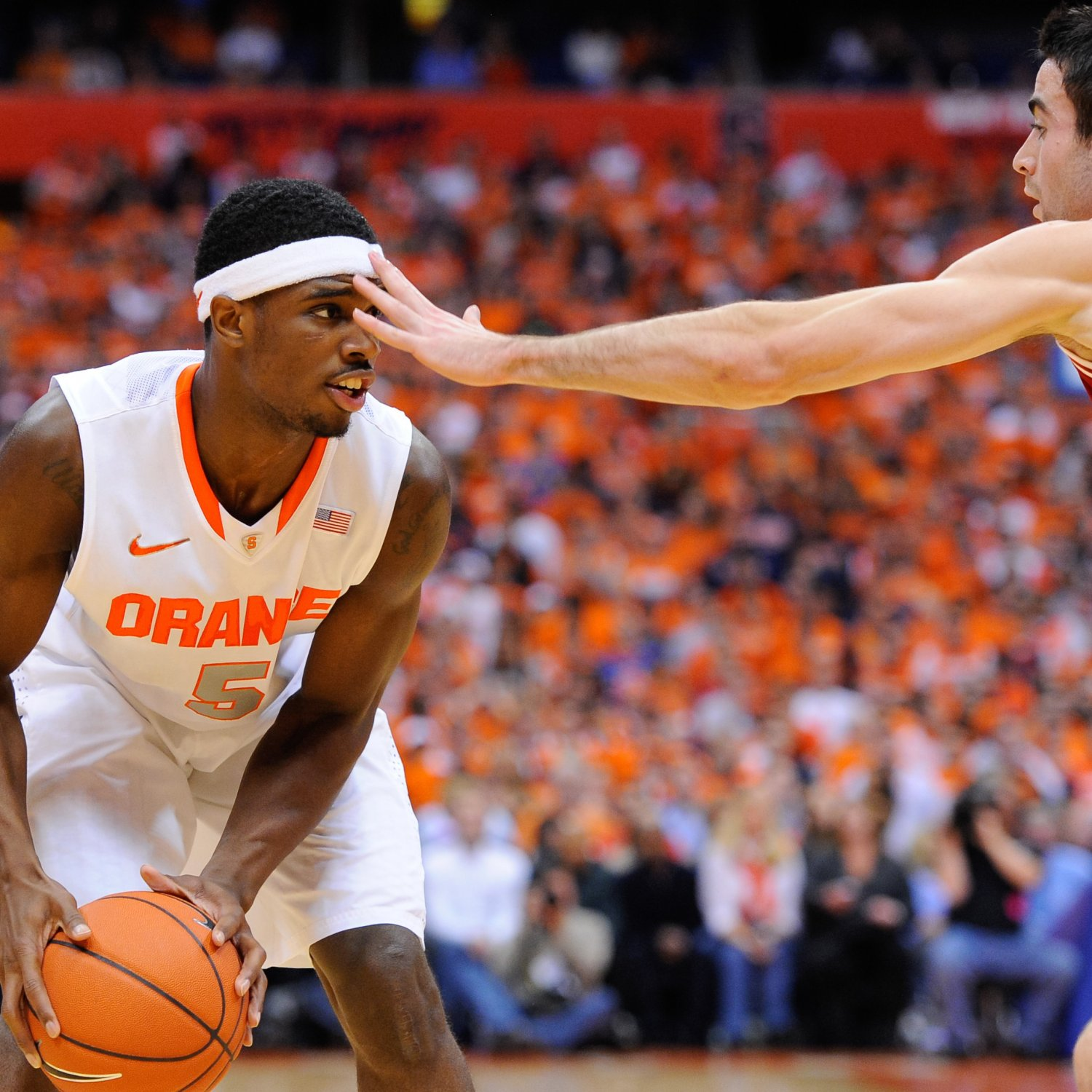 Syracuse Basketball: Breaking Down C.J. Fair's Player of ...