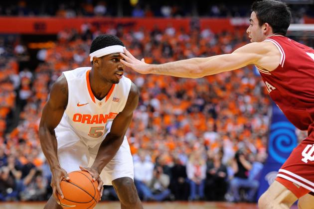 Syracuse Basketball: Breaking Down C.J. Fair's Player of the Year Chances