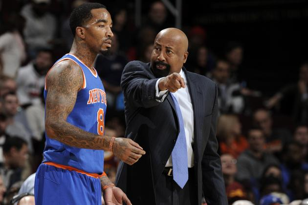 Woodson in Trouble as Knicks Routed by Cavs