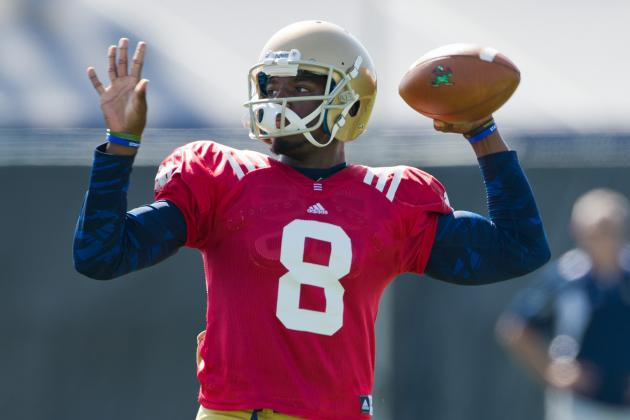 Notre Dame Football: Redshirt Freshmen to Keep an Eye on in 2014