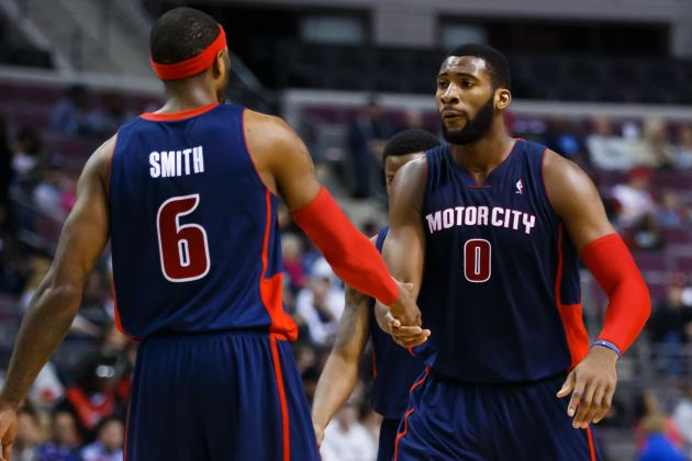 Which Big Should Detroit Pistons Bring off the Bench?