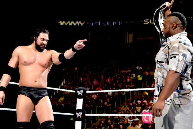 Big E Langston vs. Damien Sandow at TLC: A Glimpse at WWE's Future Main Eventers
