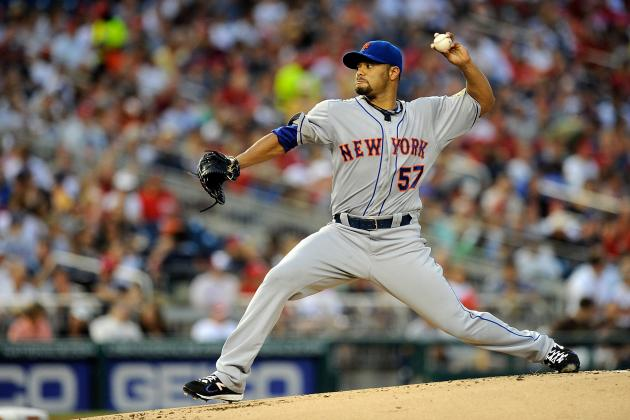 Report: New York Yankees Have Shown Interest in Johan Santana