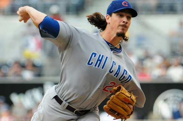 Cubs' Jeff Samardzija Trade Discussion Might Be Put on Ice at Winter Meetings