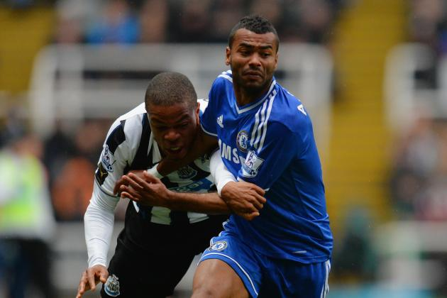 Ashley Cole's Decline the End of an Era for Chelsea and England