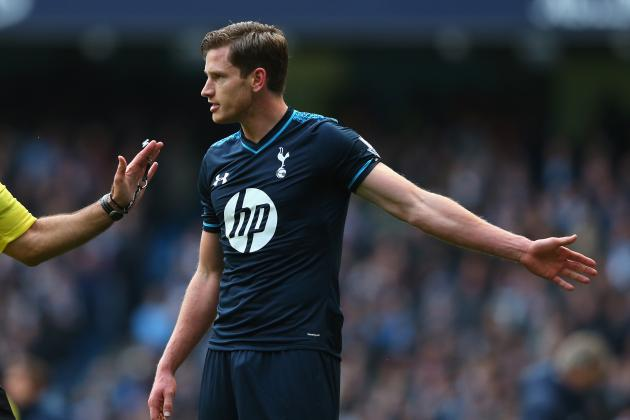 'Blood-Spinning' to Aid Vertonghen?