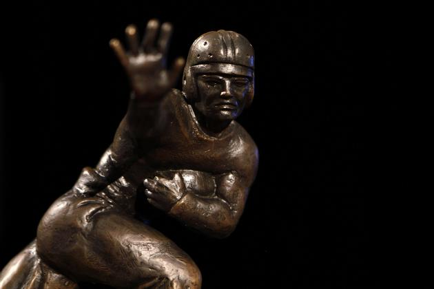 Heisman Trophy Ceremony 2013: Date, Start Time, Live Stream, TV and Award Info