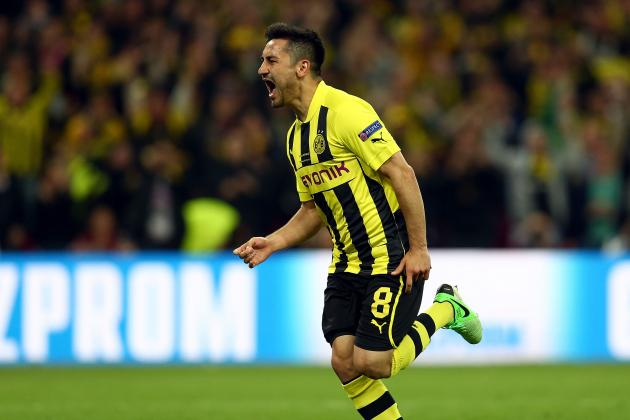 Manchester United Transfer Rumours: Ilkay Gundogan Tests David Moyes' Allure