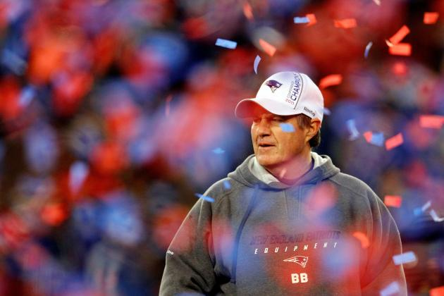 Best-, Worst-Case Scenarios for a New England Patriots Playoff Run