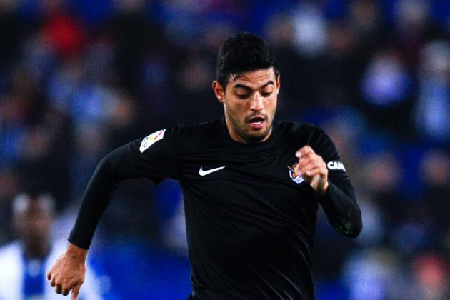 Carlos Vela Remains Indecisive on Mexico Future