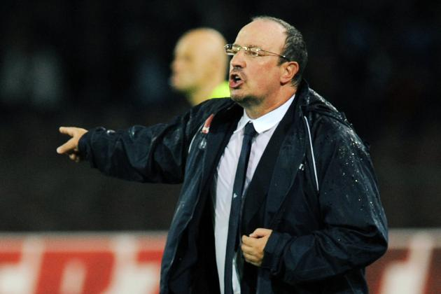 Benitez Is Right: Unlucky Napoli Are on the Right Track