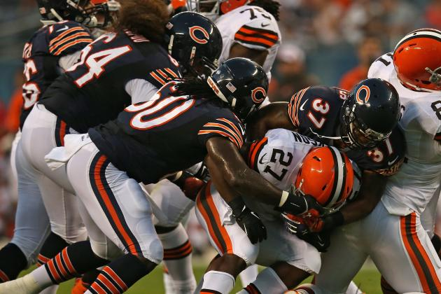 Bears vs. Browns: Breaking Down Chicago's Game Plan