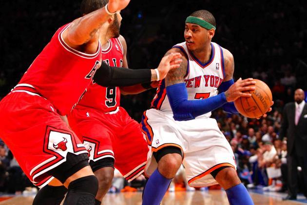 Chicago Bulls vs. New York Knicks: Live Score and Analysis