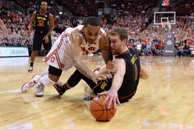 Defensive Struggles, Lack of Rim Protection Continue to Hurt Terps