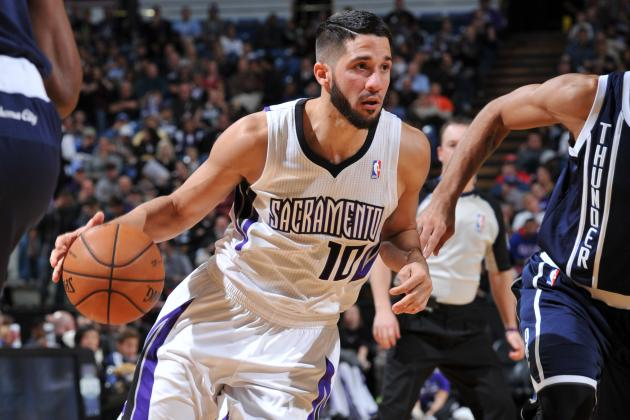 Raptors Point Guard Greivis Vasquez Excited to Get Fresh Start