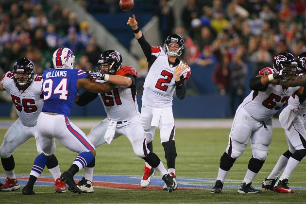 2014 Atlanta Falcons: Offensive Line Shake-Up May Not Dig as Deep as Fans Want