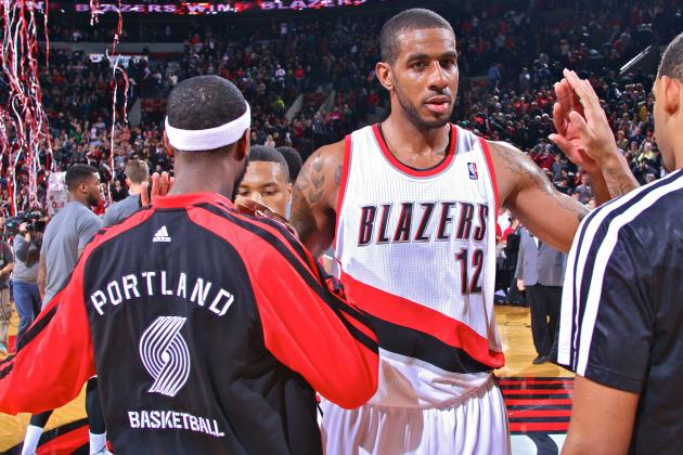 LaMarcus Aldridge's Huge Performance on Thursday Solidifies His MVP Candidacy