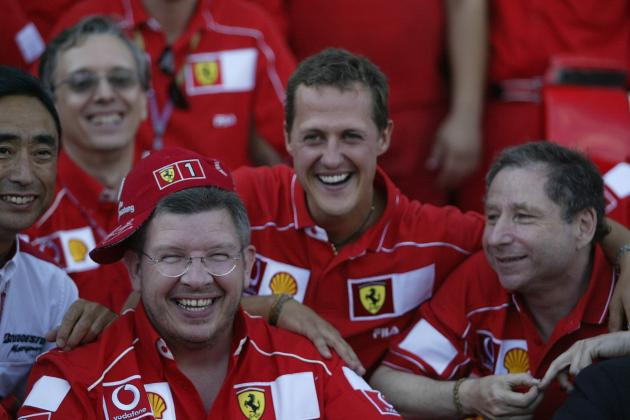 Assessing Ferrari's Chances of Dominating F1 Again