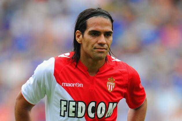 Radamel Falcao Rubbishes Monaco Exit Reports Amid Chelsea Transfer Talk