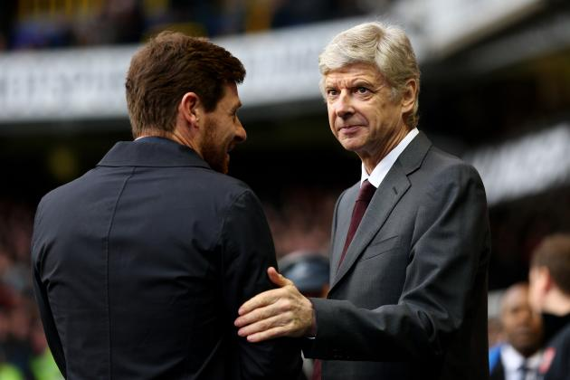 Premier League Manager Report: Arsenal, Chelsea and Tottenham Hotspur