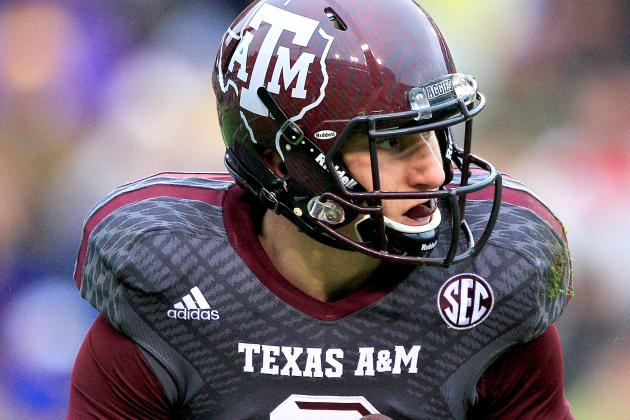Texas A&M Football: After Fluke 2012 Season 2013 Indicative of SEC Life
