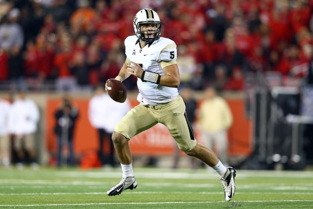 Fiesta Bowl 2014: Breaking Down Quarterback Battle in Baylor vs. UCF