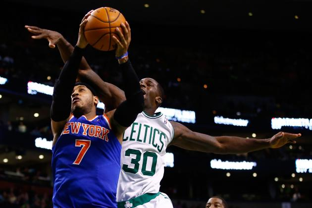 New York Knicks vs. Boston Celtics: Game Grades and Analysis