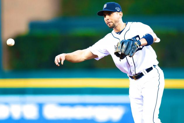 What Omar Infante Deal Means for Short-Term Plans for Royals, Yankees