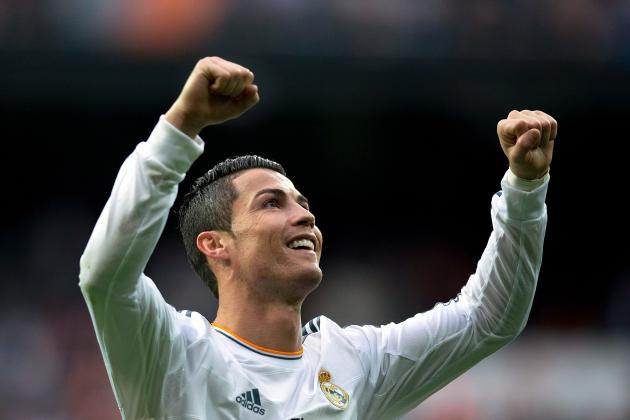Cristiano Ronaldo and Other La Liga X-Factors Set to Shine This Weekend