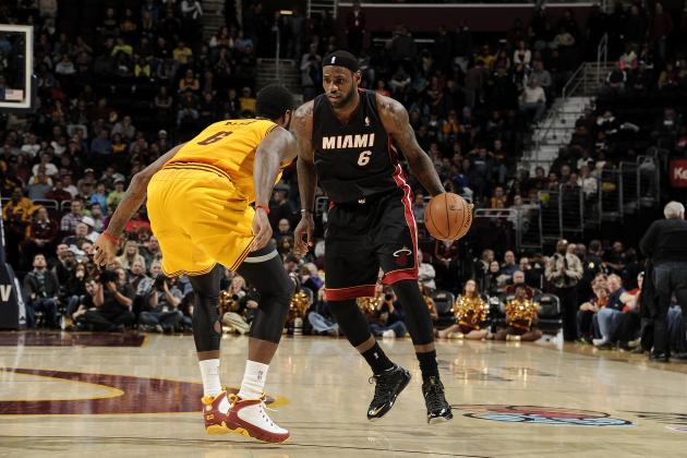 What Twitter's Saying About Miami Heat-Cleveland Cavaliers Matchup