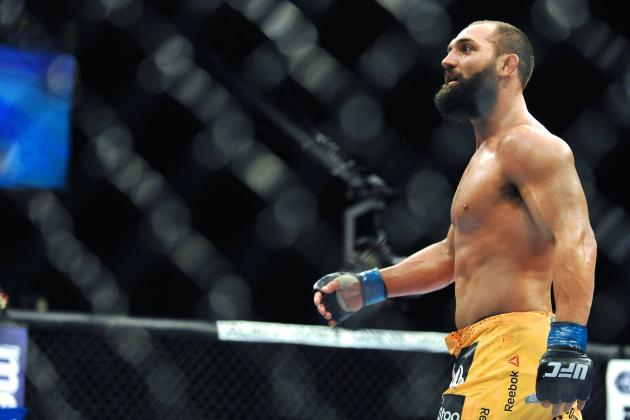 UFC 171: Johny Hendricks vs. Robbie Lawler Booked for Vacant Welterweight Title