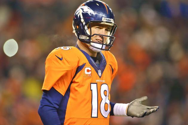 Can Peyton Manning Really Break Pass TD Record?