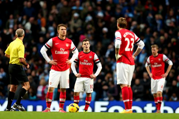 Arsene Wenger's Pre- and Post-Match Words as Sad as Gunners' Play at the Etihad