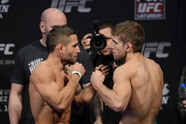 UFC on Fox 9: What We Learned from Chad Mendes vs. Nik Lentz