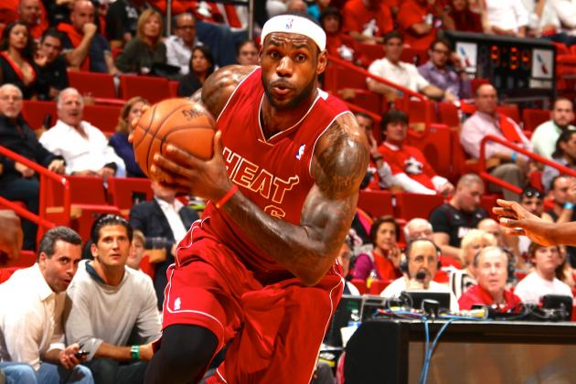 LeBron James, Even While Starring in Miami, Still Making Mark in Akron