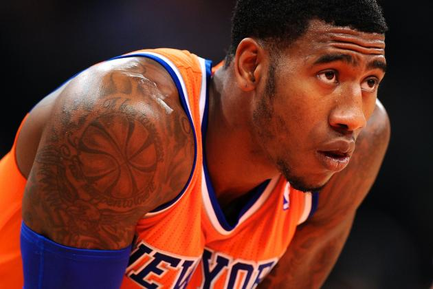 Lakers Reportedly Call Knicks About Iman Shumpert Trade
